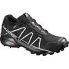 Salomon M's Speedcross 4 GTX Shoes Black/Black/Silver Metallic-X